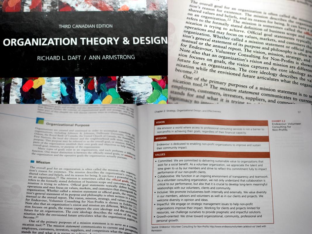 Endeavour textbook